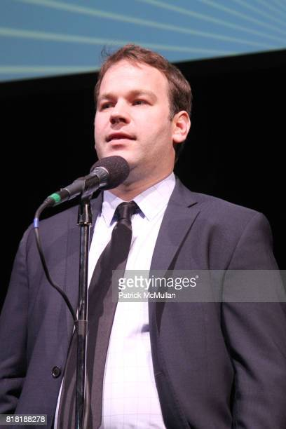 Mike Birbiglia attends IT HAPPENED ONE NIGHT MOTH Storytelling Award at the Annual MOTH BALL GALA at Capitale on November 16 2010 in New York City