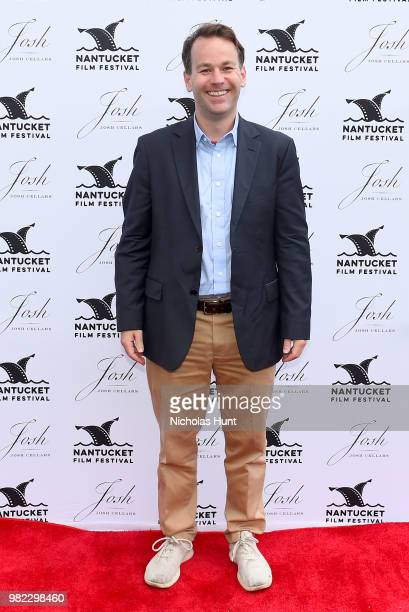 Mike Birbiglia attends the Screenwriters Tribute at the 2018 Nantucket Film Festival Day 4 on June 23 2018 in Nantucket Massachusetts