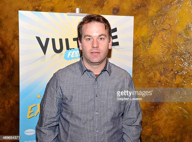 Mike Birbiglia attends Vulture Festival Comedy Night at The Bell House on May 11 2014 in New York City