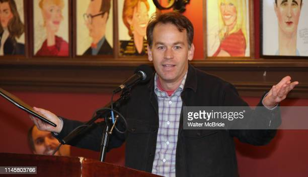 Mike Birbiglia during The 69th Annual Outer Critics Circle Theater Awards Dinner at Sardi's on May 23 2019 in New York City