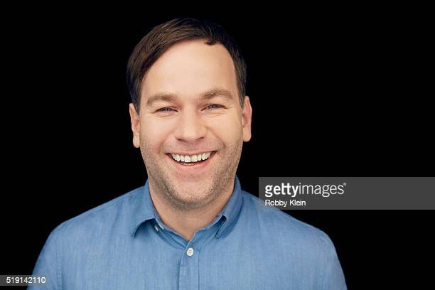 Mike Birbiglia is photographed for The Wrap on March 13 2016 in Austin Texas