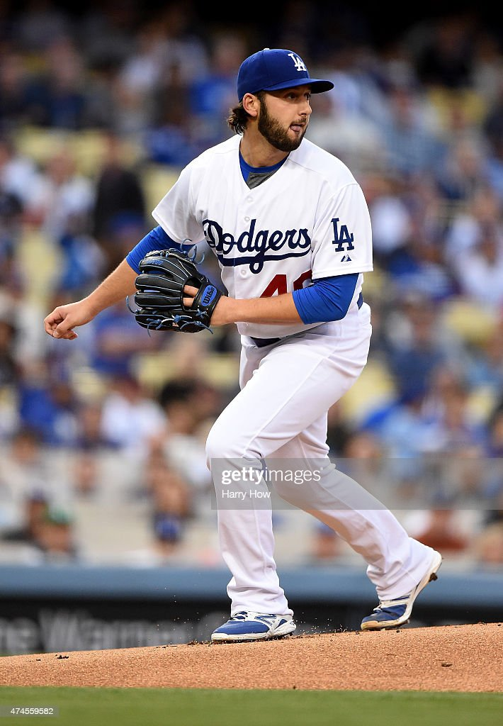 San Diego Padres v Los Angeles Dodgers : News Photo