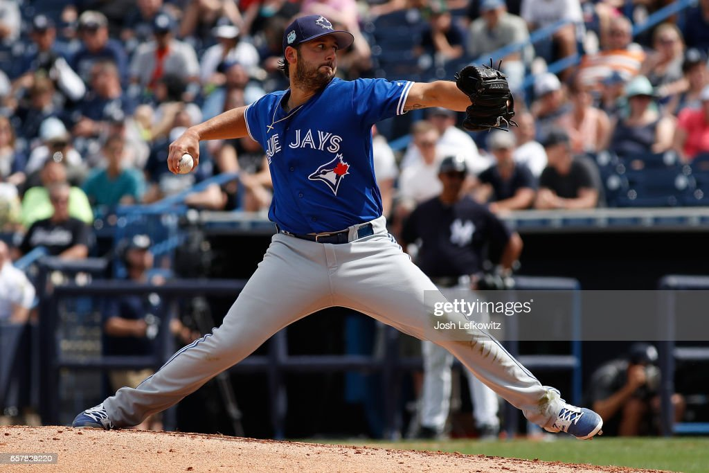 Toronto Blue Jays v New York Yankees : News Photo