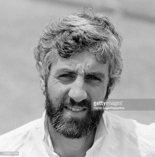Mike Brearley of England before the the 1st Benson and Hedges World Series Cup Final between England and West Indies at the MCG, Melbourne,...