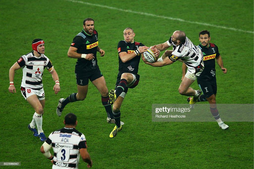 Harlequins v Gloucester Rugby - Aviva Premiership : News Photo