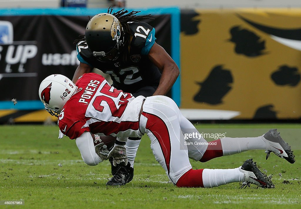 Arizona Cardinals v Jacksonville Jaguars : News Photo