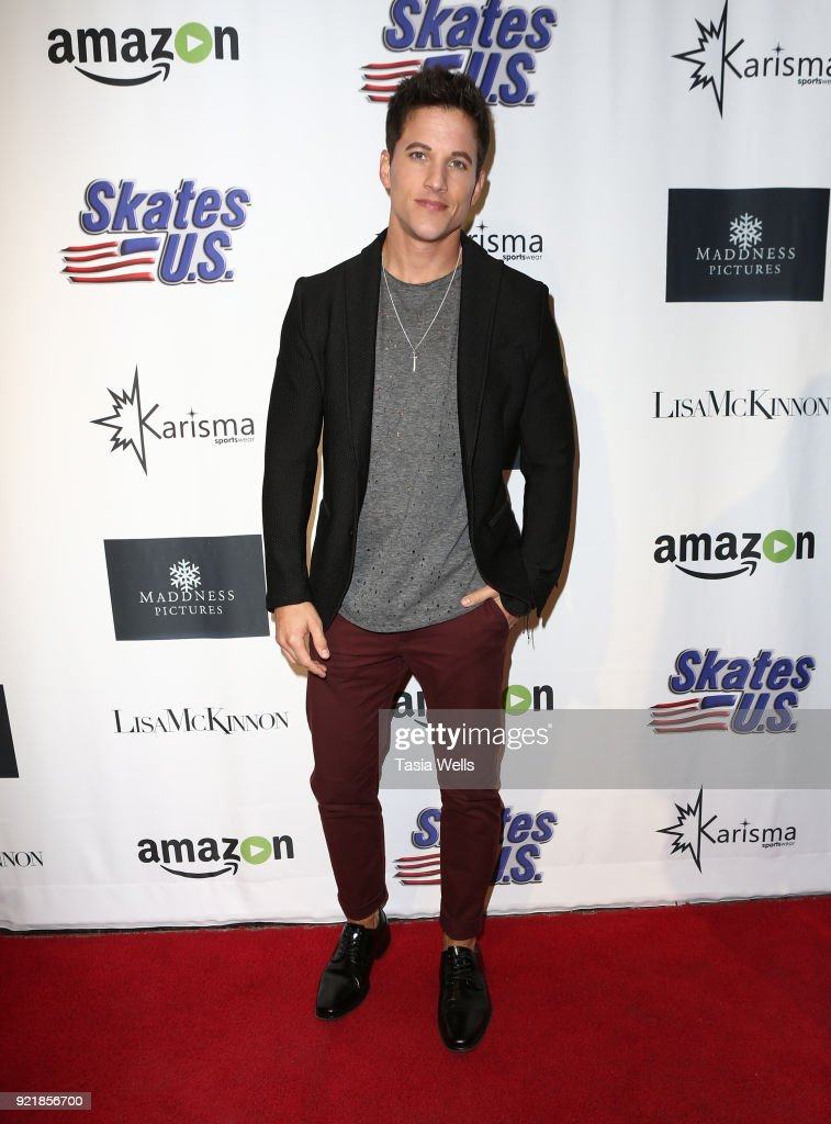Mike C. Manning at the 'Ice The Movie' Los Angeles Special Screening at The Montalban Theater on February 20, 2018 in Los Angeles, California.