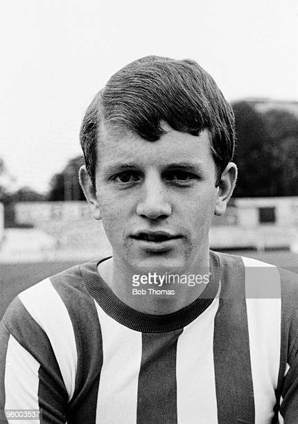 Mike Channon of Southampton, August 1966.