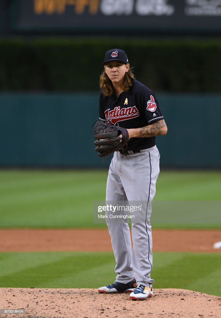 Cleveland Indians v Detroit Tigers - Game Two