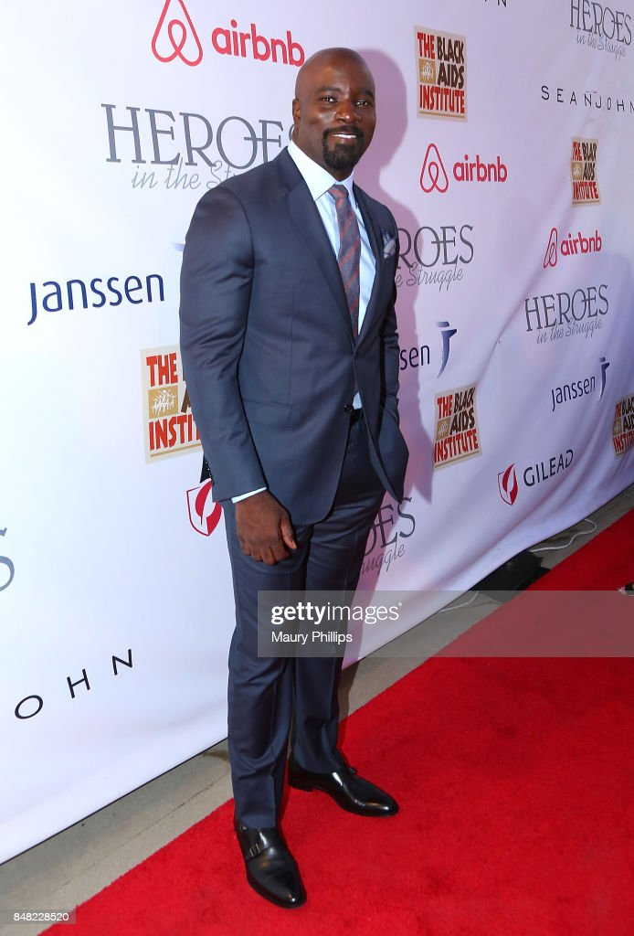 16th Annual Heroes In The Struggle Gala Reception And Awards Presentation - Arrivals : News Photo