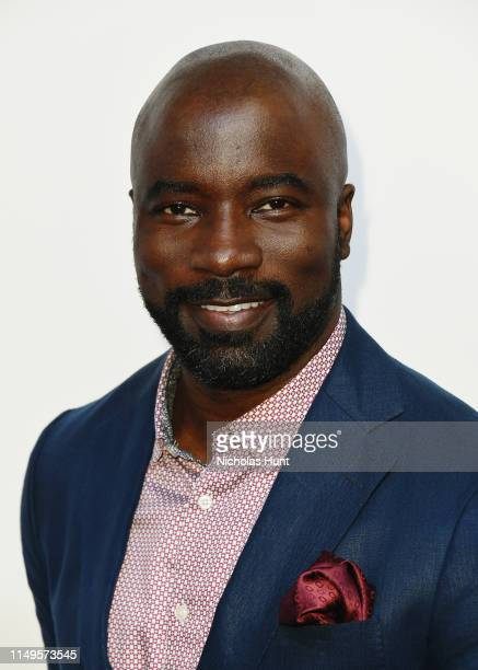 Mike Colter attends the 2019 attends the CBS Upfront at The Plaza on May 15 2019 in New York City