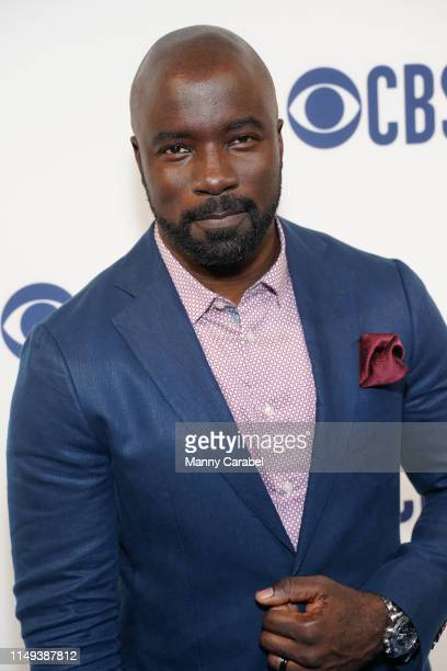 Mike Colter attends the 2019 CBS Upfront at The Plaza on May 15 2019 in New York City