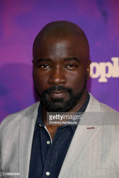 Mike Colter attends the Entertainment Weekly PEOPLE New York Upfronts Party on May 13 2019 in New York City