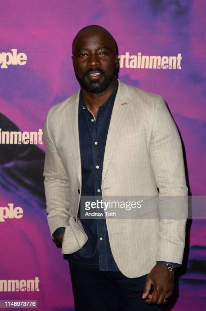 Mike Colter attends the People Entertainment Weekly 2019 Upfronts at Union Park on May 13 2019 in New York City
