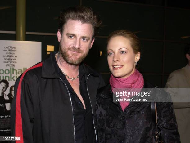 "Mike Combs and Alison Eastwood during ""Poolhall Junkies"" Premiere In Memory of Rod Steiger to Benefit The Motion Picture & Television Fund at..."