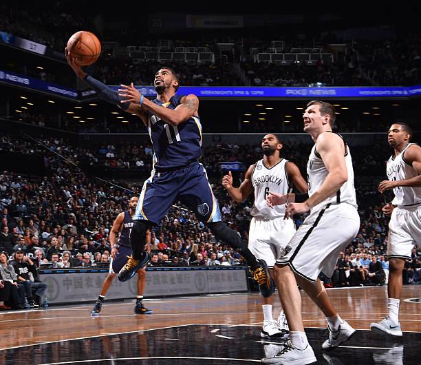Brooklyn Nets V Memphis Grizzlies