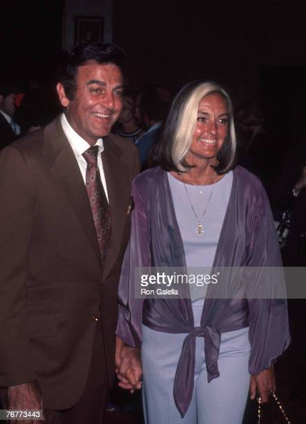Mike Connors and Marylou Connors