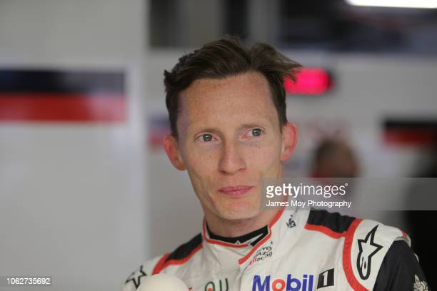 Mike Conway of Great Britain and Toyota Gazoo Racing during qualifying for the WEC 6 Hours of Shanghai, round 5 of the FIA World Endurance...