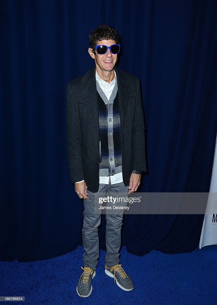 Mike D attends Madison Square Garden transformation unveiling at Madison Square Garden on October 24, 2013 in New York City.