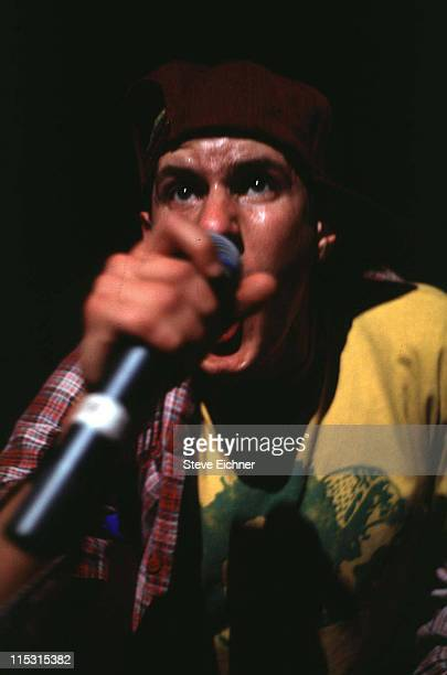 Mike D of Beastie Boys during Beastie Boys in Concert at Roseland Ballroom 1992 at Roseland Ballroom in New York New York United States