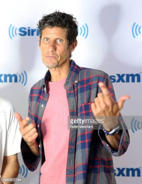 Mike D of Beastie Boys visit at SiriusXM Studios on September 13, 2018 in New York City.
