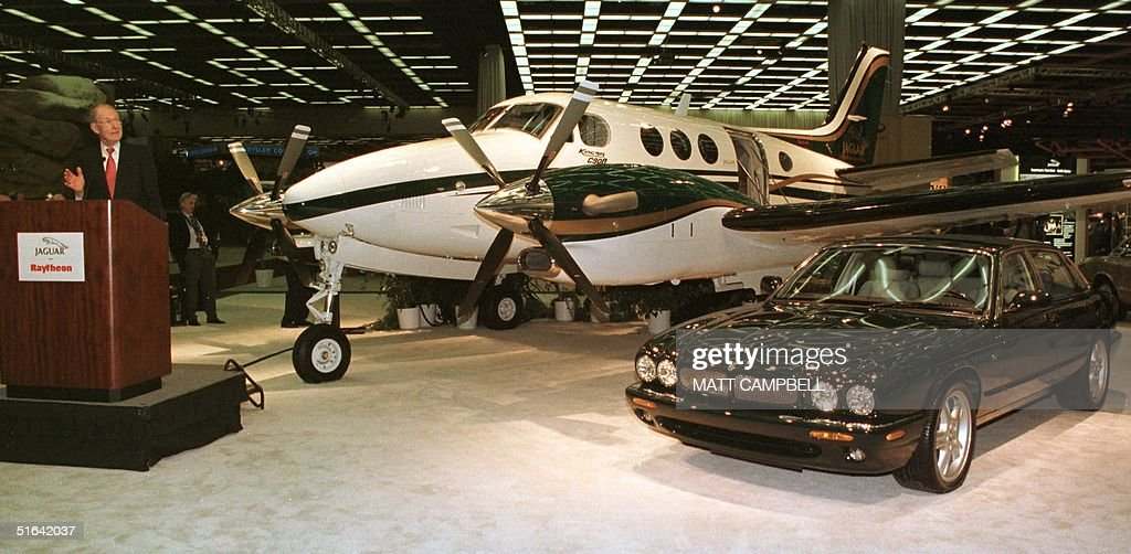 Mike Dale, President Of Jaguar Cars North America,