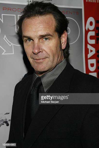 Mike Diamond during Quadrophenia Musical Theatre Performance at The Avalon in Hollywood California United States