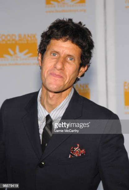 Mike Diamond of The Beastie Boys attends the Food Bank for New York City's 8th Annual CanDo Awards dinner at Abigail Kirsch�s Pier Sixty at Chelsea...