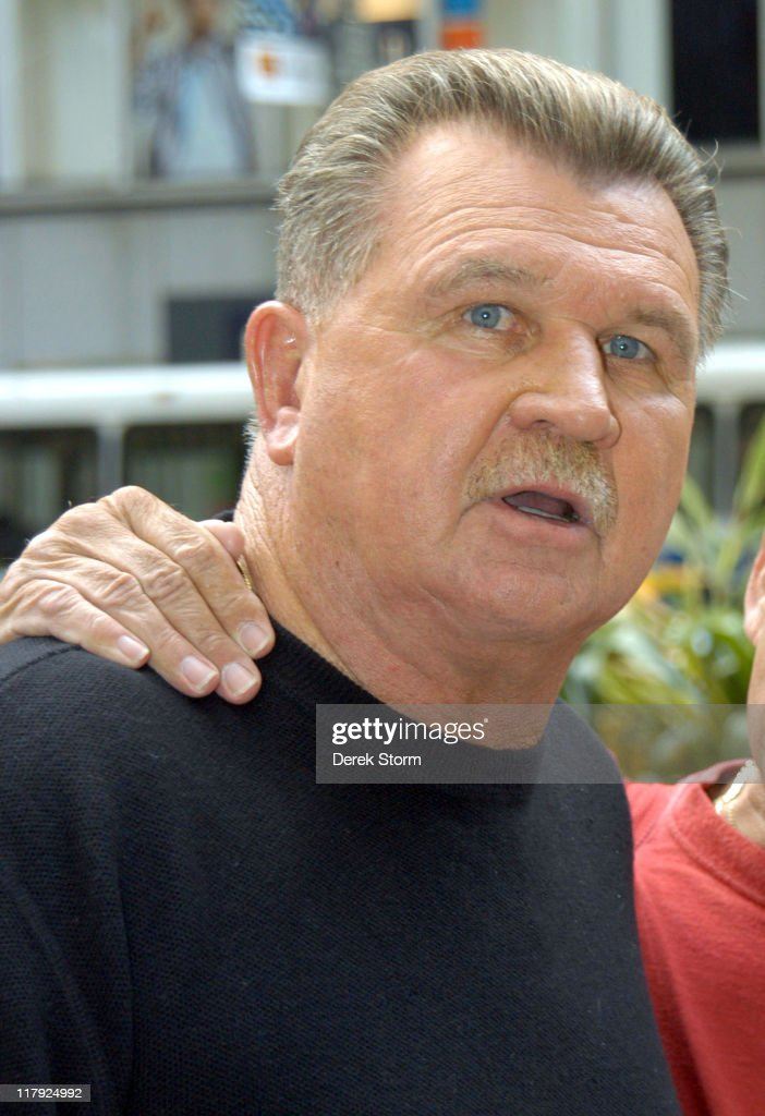 "Mike Ditka and Tony Dorset Appear on ""Fox & Friends"" - September 14, 2004"