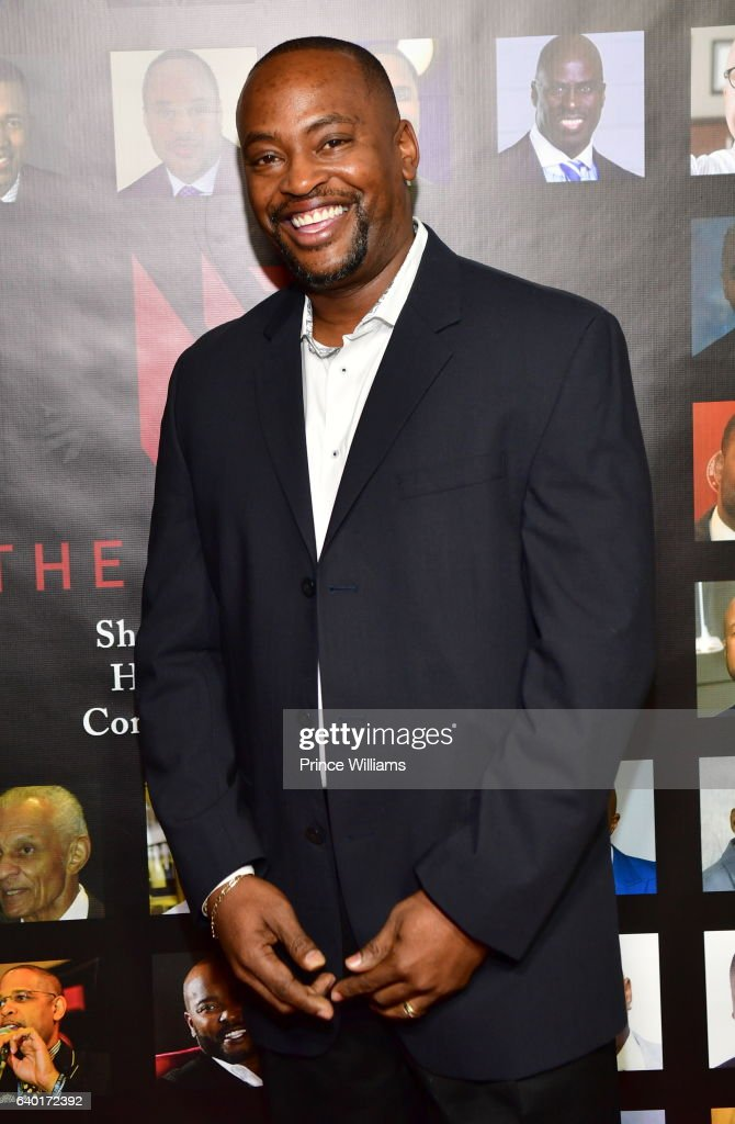 Mike Dobson attends 'The Made Man Awards 2017' at 595 North on January 26, 2017 in Atlanta, Georgia.