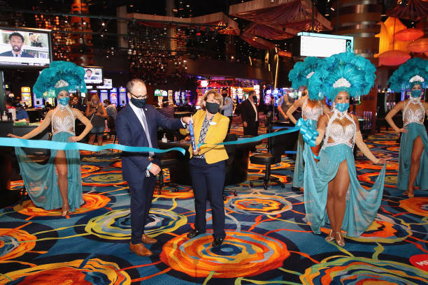 NJ: Atlantic City Casinos Begin To Reopen