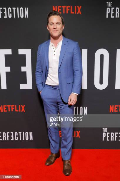 Mike Doyle attends Netflix's New York Special Screening Of THE PERFECTION at Metrograph on May 21 2019 in New York City