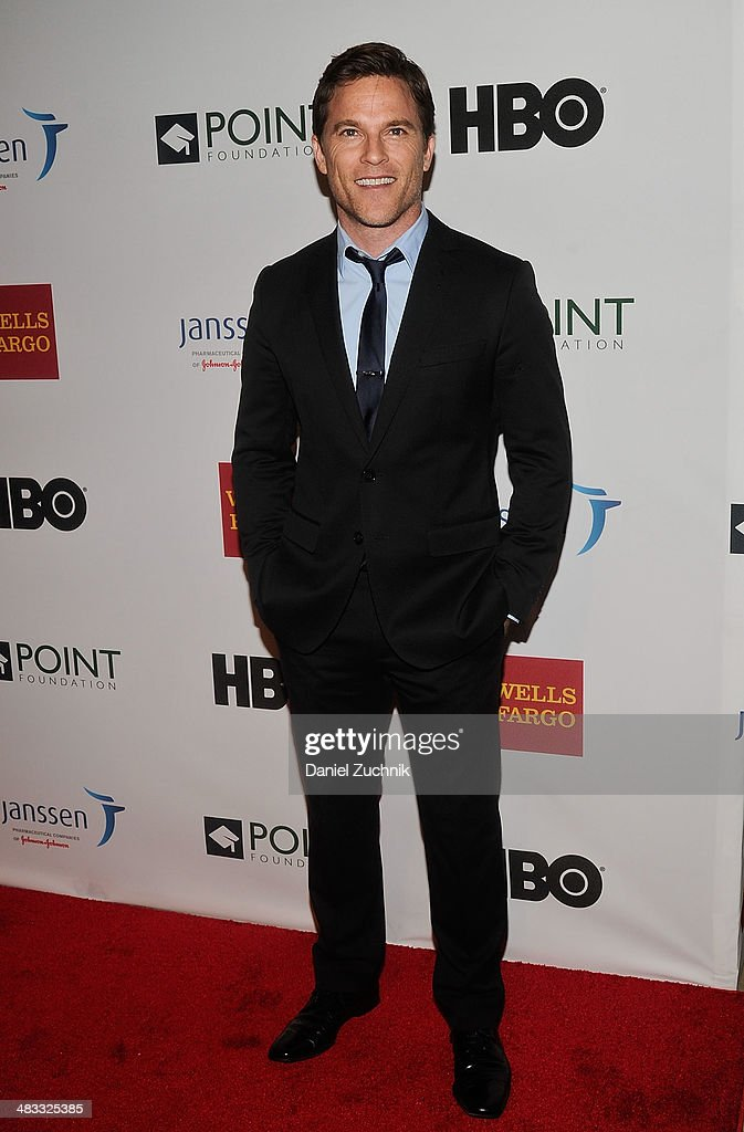 Mike Doyle attends the 2014 Point Honors New York gala at New York Public Library on April 7, 2014 in New York City.
