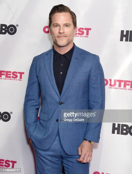 Mike Doyle attends the 2019 Outfest Los Angeles LGBTQ Film Festival Screening Of Sell By at TCL Chinese Theatre on July 20 2019 in Hollywood...