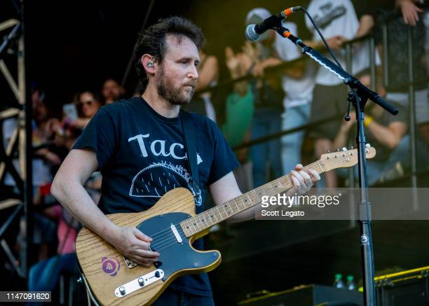 Mike Einziger of Incubus performs during day 1 of Shaky Knees Music Festival at Atlanta Central Park on May 03, 2019 in Atlanta, Georgia.