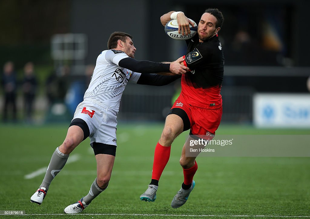 Saracens v Oyonnax - European Rugby Champions Cup : News Photo