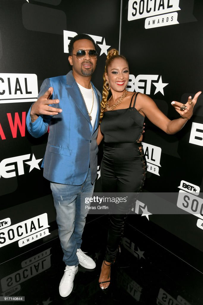 BET's Social Awards 2018 - Arrivals : News Photo