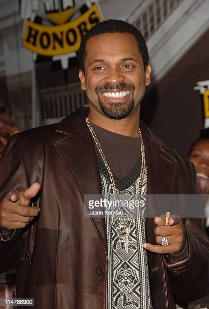 Mike Epps during 2006 VH1 Hip Hop Honors Arrivals at Hammerstein Ballroom in New York City New York United States