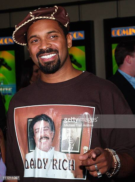 Mike Epps during 'Roll Bounce' Los Angeles Premiere at The Bridge at Howard Hughes Center in Los Angeles CA United States