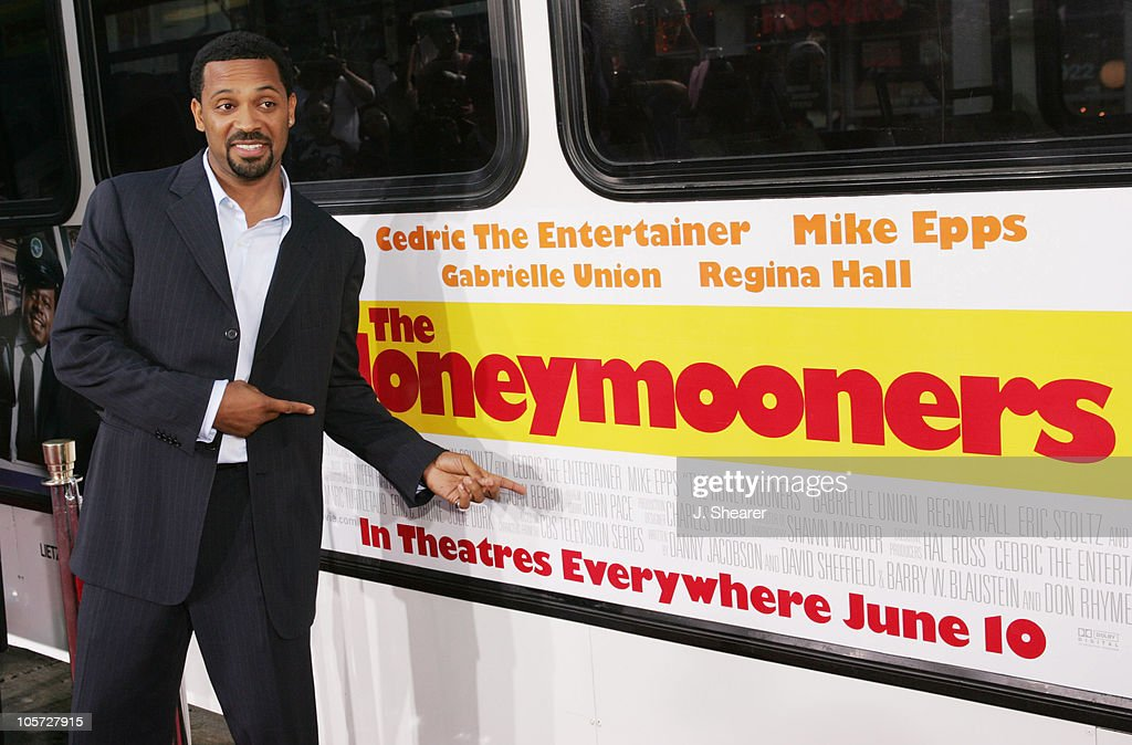 Mike Epps during 'The Honeymooners' Los Angeles Premiere - Red Carpet at Grauman's Chinese Theater in Hollywood, California, United States.