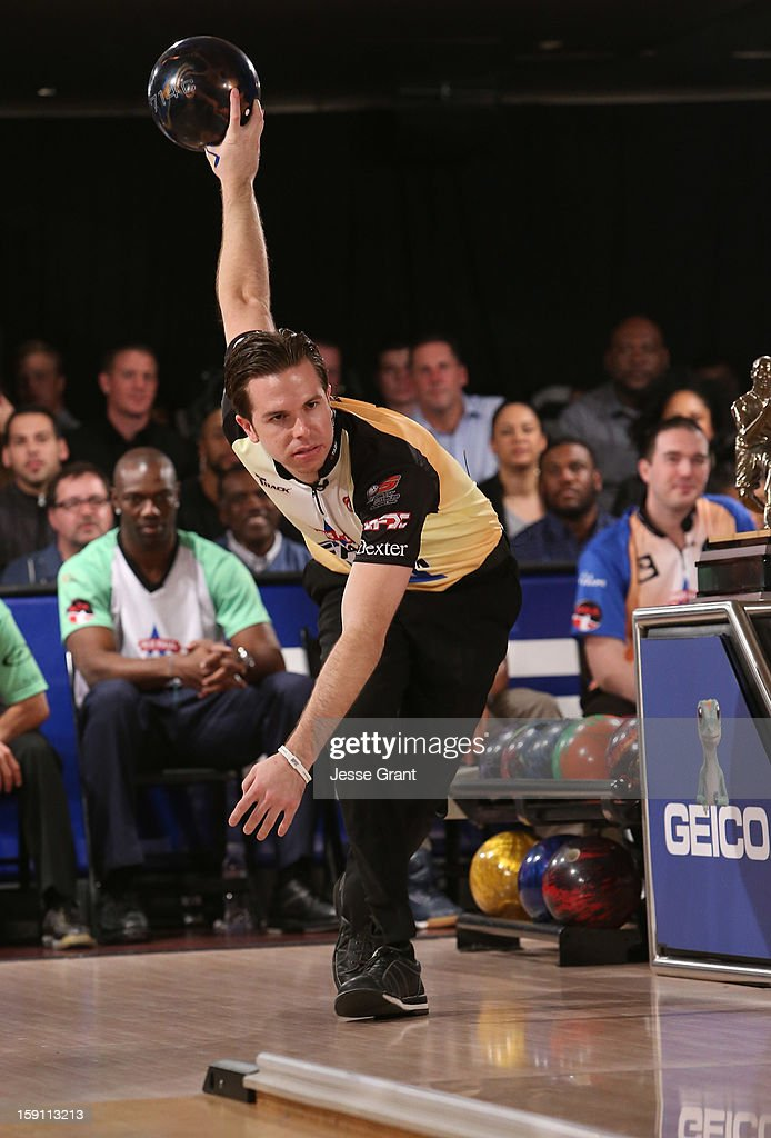 Mike Fagan attends the 2013 Chris Paul PBA League All-Stars Invitational Bowling Tournament at Lucky Strike Lanes at L.A. Live on January 7, 2013 in Los Angeles, California.