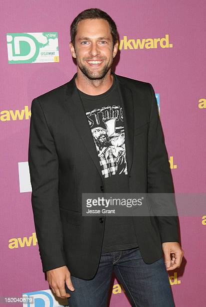 Mike Faiola attends MTV's Awkward Season 2 Finale Event at The Colony on September 10 2012 in Los Angeles California