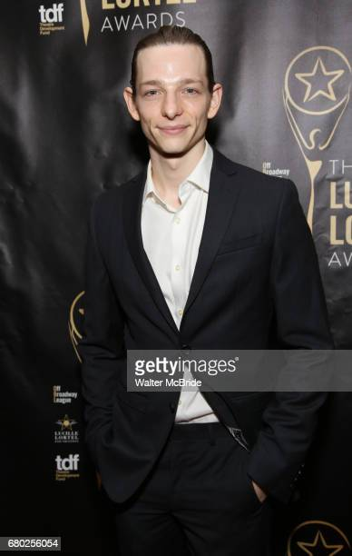 Mike Faist attends 32nd Annual Lucille Lortel Awards at NYU Skirball Center on May 7, 2017 in New York City.