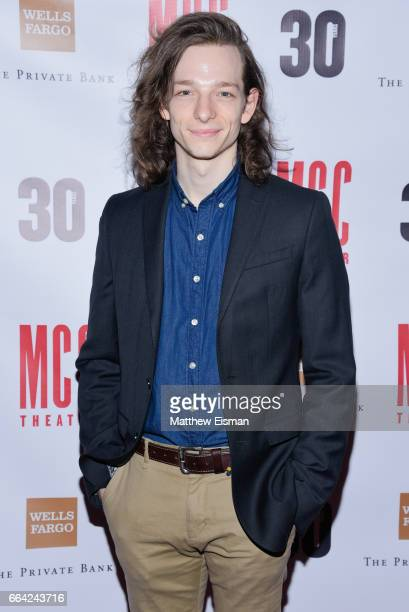 Mike Faist attends Miscast 2017 at Hammerstein Ballroom on April 3 2017 in New York City