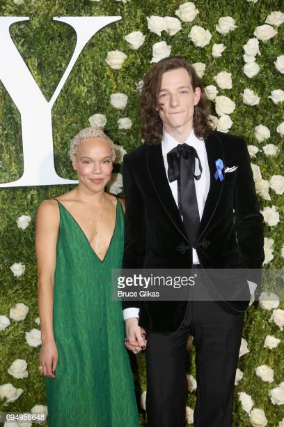 Mike Faist attends the 71st Annual Tony Awards at Radio City Music Hall on June 11 2017 in New York City