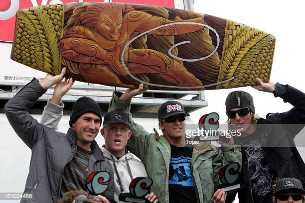 Mike Fanning Mike Fanning Bruce Irons Andy Irons