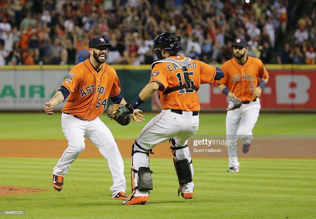 Los Angeles Dodgers v Houston Astros