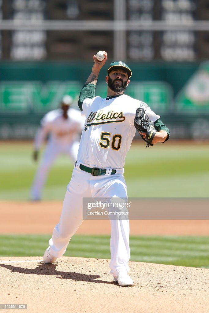 CA: Toronto Blue Jays v Oakland Athletics