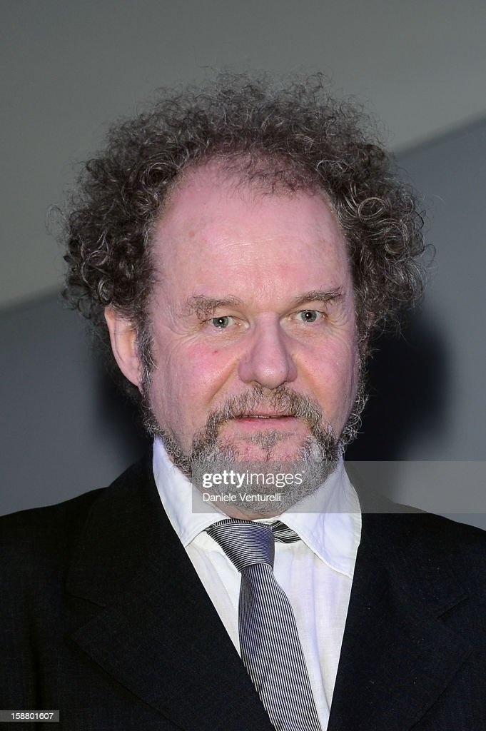 Mike Figgis attends Day 4 of the 2012 Capri Hollywood Film Festival on December 29, 2012 in Capri, Italy.