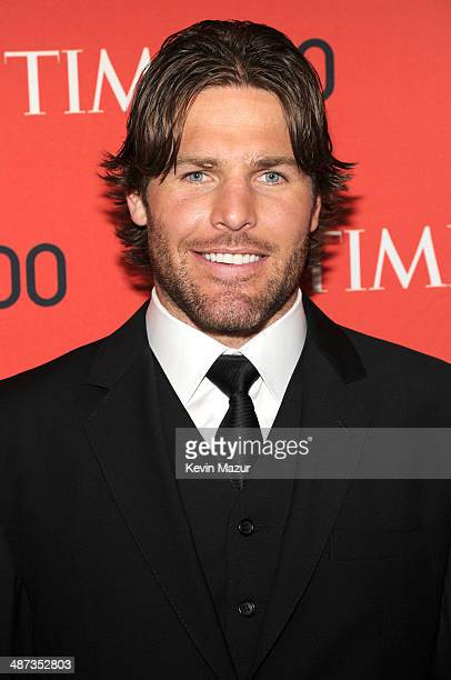 Mike Fisher attends the TIME 100 Gala TIME's 100 most influential people in the world at Jazz at Lincoln Center on April 29 2014 in New York City